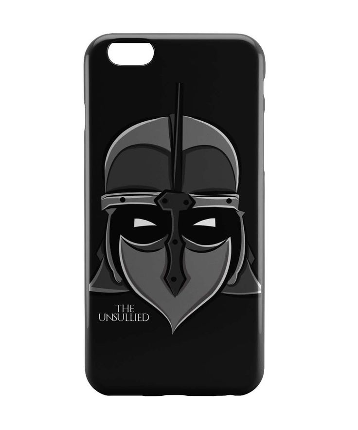 The Unsullied | Game of Thrones iPhone 6 Case