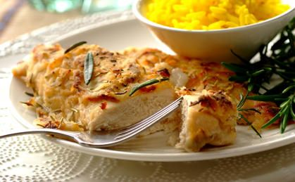 Roast Chicken Breasts with Rosemary Recipe