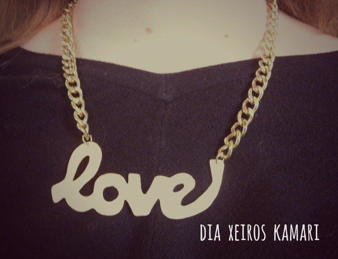 #love #handmade #necklace