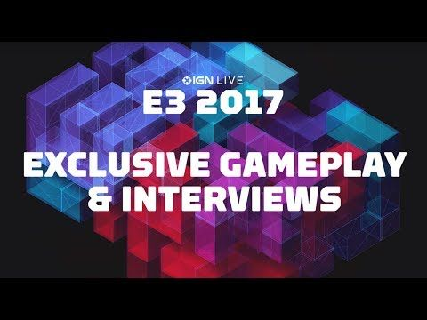FarCry 5 Gamer  #E3 2017: #Exclusive #Gameplay & #Interviews - #IGN #LIVE (Wed 6/14/17)   Join #IGN #live from the #showfloor the #2017 Electronic Entertainment Expo at the Los Angeles Convention Center with pre and post conference coverage, #exclusive #interviews and hands on #demos of newly announcent titles and up to the minute news stories. Save the date and stay tuned!  The stream runs from 12pm to 5pm PT.  Times and games are subject to change  12:00p #IGN #Live at #E3