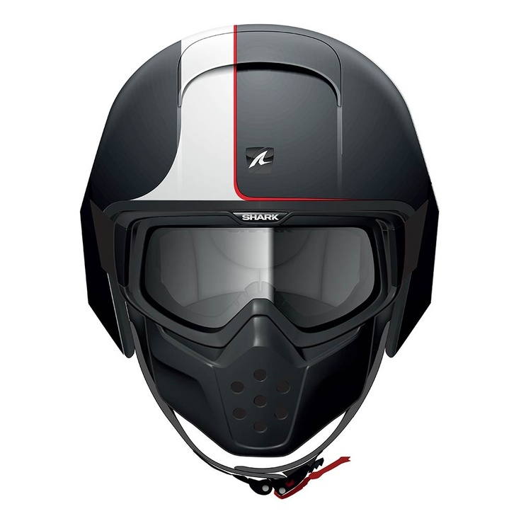 Shark Raw Streetfighter Helmet