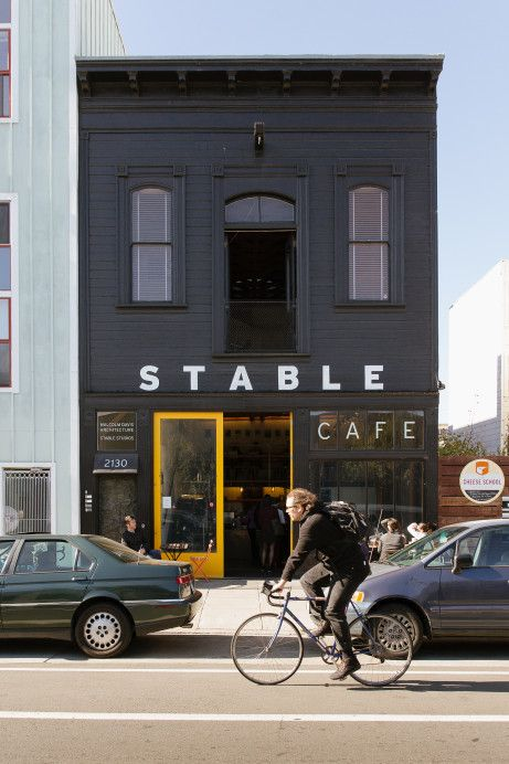 Stable Cafe, Mission District with Paige Russell — Freunde von Freunden