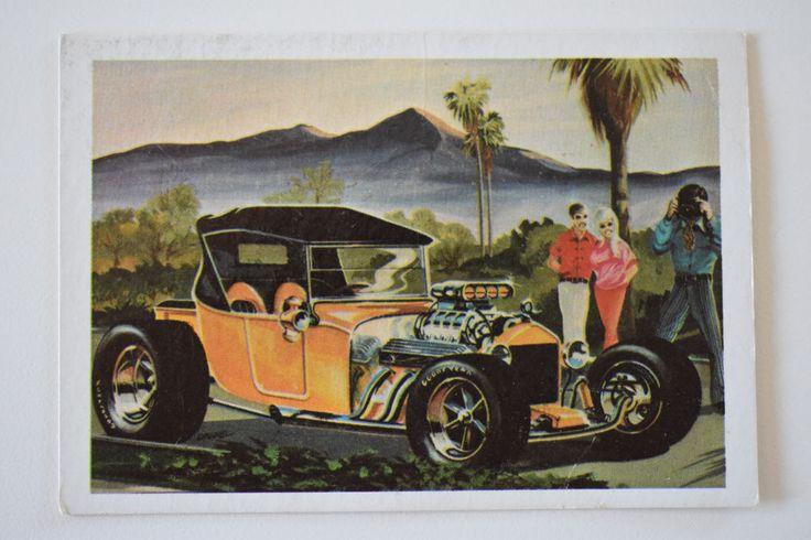 monogram model card  SWEE'T'EE 1970, Monogram Models, Monogram Model Cars   Collectibles, Non-Sport Trading Cards, Vintage Non-Sport Cards   eBay!
