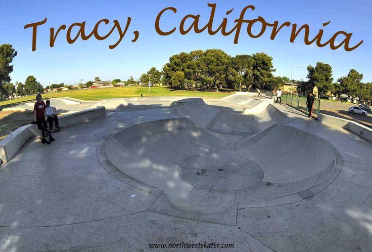 Tracy, California Skatepark