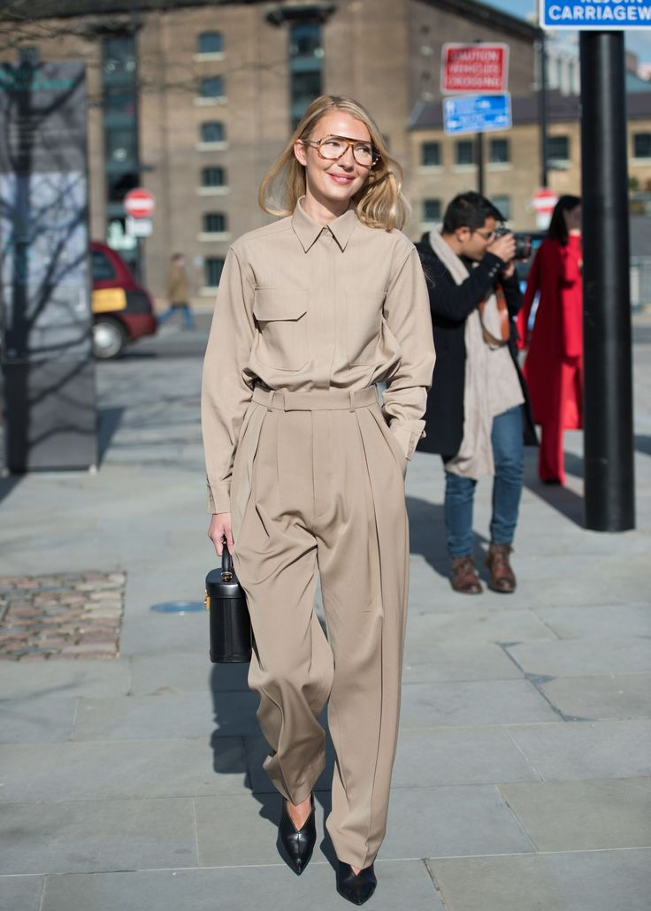 Celebrating The Irreverence Of London Street Style
