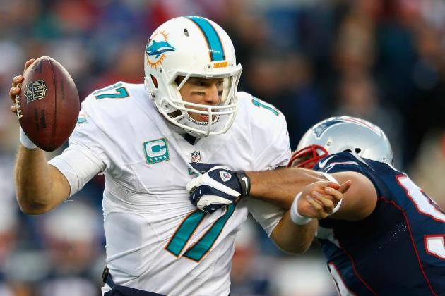 Thursday Night Football Week 8: Dolphins vs. Patriots -  By Chris Roling , Featured Columnist Oct 29, 2015
