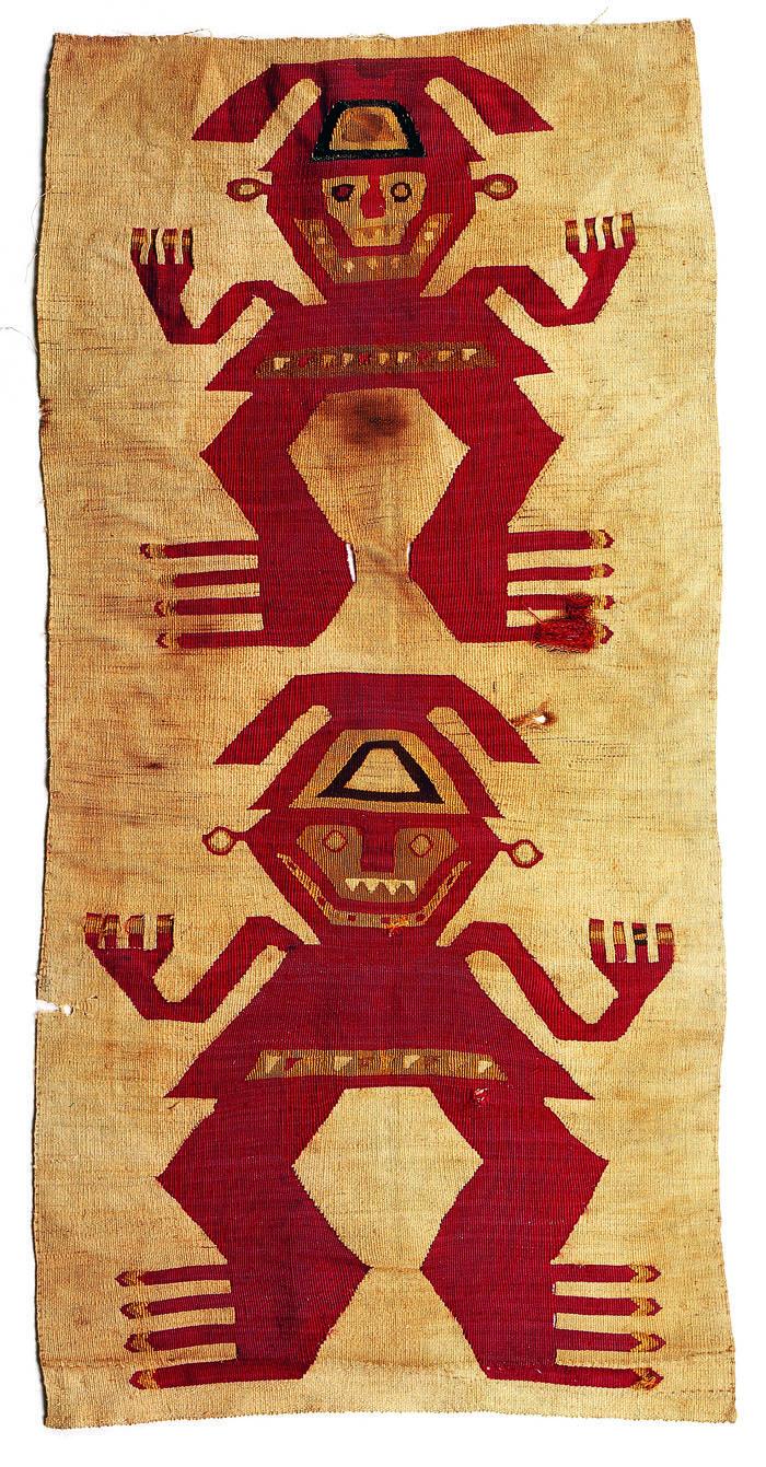 Museo Chileno de Arte Precolombino » Tela
