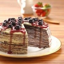 Thousand Layer Cakes