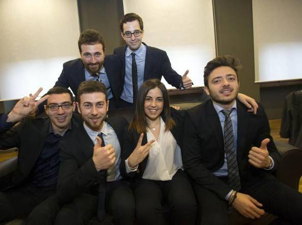 Il premio internazionale di finanza assegnato in Canada al team della Luiss di Roma: provengono tutti da licei statali. È il solo ateneo non Usa ad aver vinto il titolo