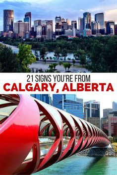 21 signs you're from Calgary, Alberta- including an addiction to Peter's Drive-In milkshakes and a closet curated with Stampede outfits!