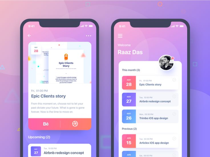 Hello, Working on a small product where any user can store his all designs and can get feedbacks before a post on the Behance / Dribbble. The user can receive the likes, feedbacks from Dribbble / B...