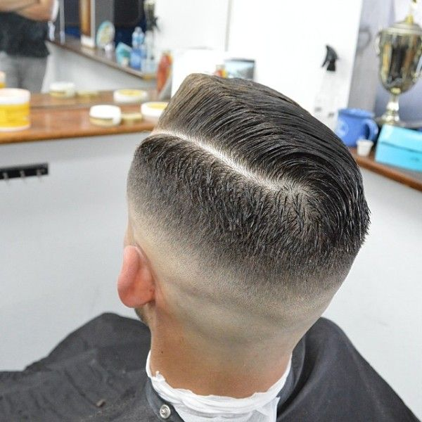 Hard Part Barbershops Pinterest Hairstyles Haircuts