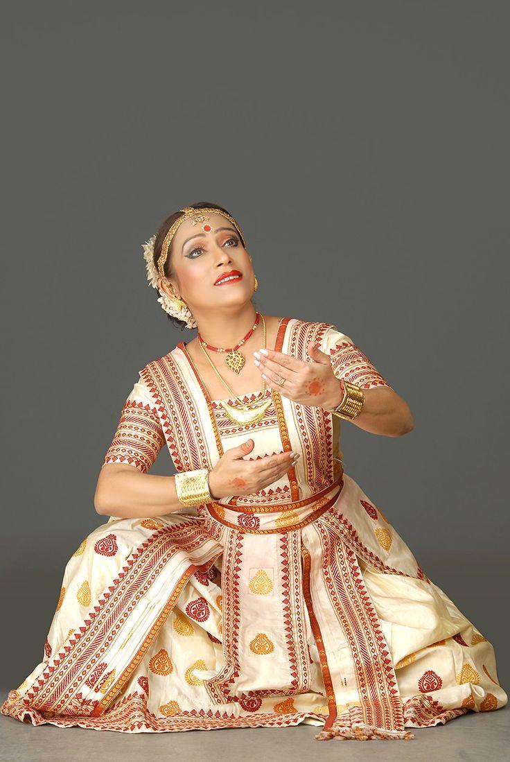 Sattriya - Dancer Anita Sharma