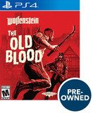 Wolfenstein: The Old Blood - PRE-Owned - PlayStation 4, Multi