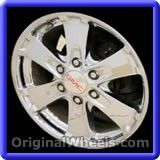Chevrolet Colorado 2008 Wheels & Rims Hollander #5325 #Chevrolet #Colorado #ChevroletColorado #2008 #Wheels #Rims #Stock #Factory #Original #OEM #OE #Steel #Alloy #Used