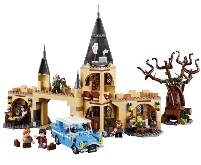 Rivelati I Set Lego Del Mondo Di Harry Potter Harry Potter