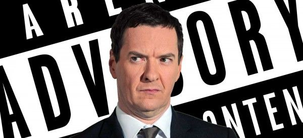 Britain's economic bigwig George Osborne stole the girl he was supposed to be setting his friend up with, married her, and had the time of his life throwing shapes at an NWA concert. Not necessarily in that order.