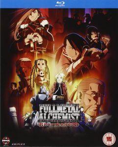 Fullmetal Alchemist Brotherhood - The Complete Series 1: Episodes 1-35: Image 1