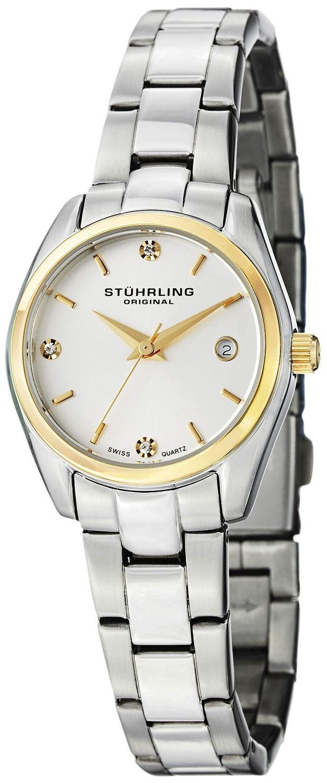 Reloj Stuhrling Original Clásico Ascot de acero inoxidable  | Antes: $1,035,000.00, HOY: $227,000.00