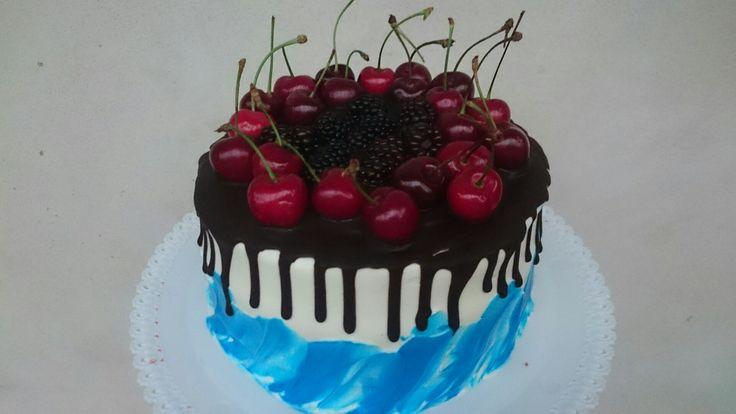 Chery cake