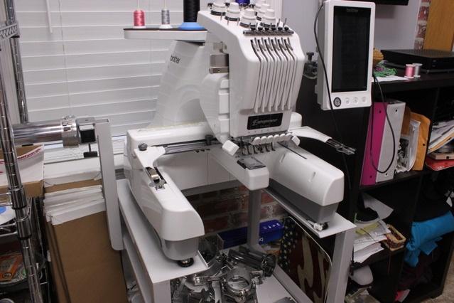pr650 embroidery machine for sale