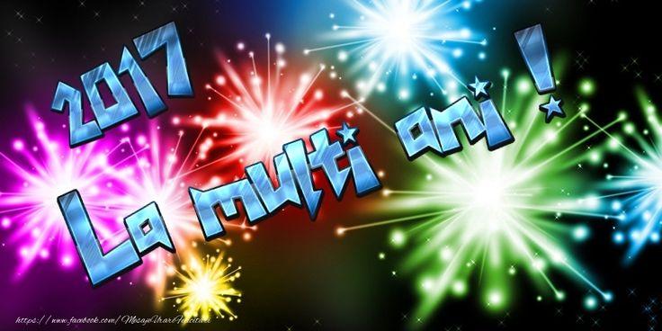 Anul Nou Revelion 2017 La multi ani!