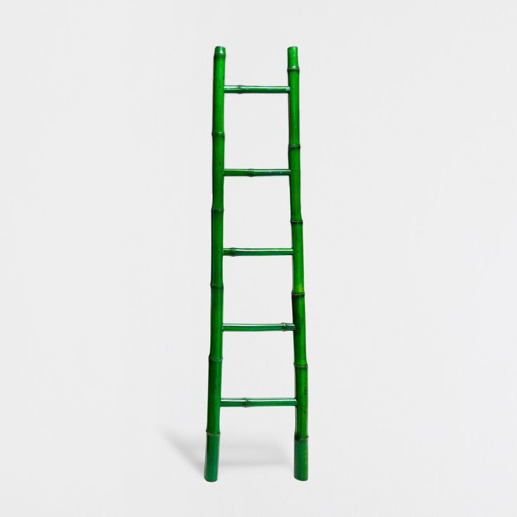 GREEN BAMBOO TOWEL RACK - Occasional Furniture - Decoration | Zara Home United States of America