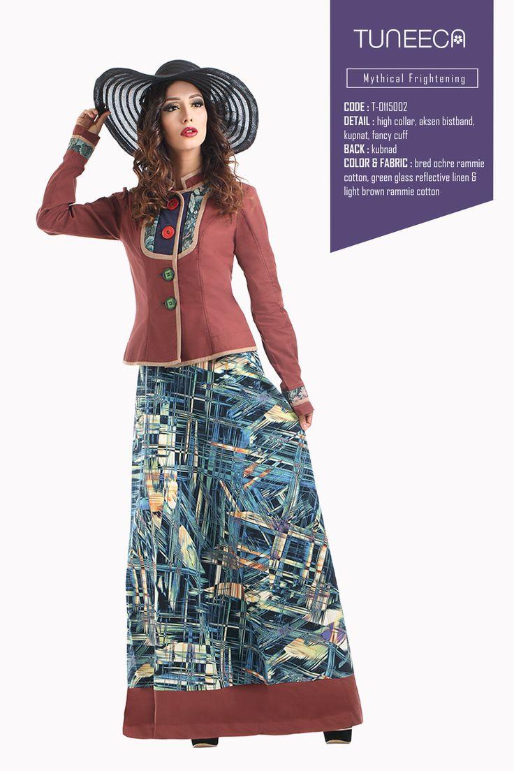 Born Princess Aurora by Tuneeca    #tuneeca #muslimwear #hijab #fashion #casualwear