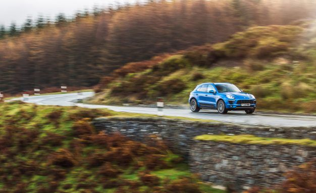 ICYMI: Porsche Diesels Are Officially Dead with Demise of Diesel-Engine Macan