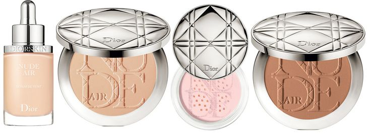 Diorskin Nude Air Makeup Collection for Spring 2015