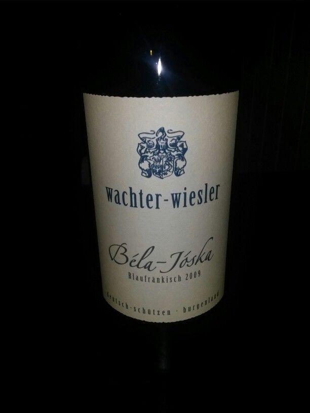 wachter-wiesler  Béla-Jóska  Blaufränkisch 2009