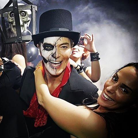 #mulpix  #halloween  #Manko  #15AvenueMontaigne  #Paris  #75008  #EspiritusDeManko  #samedi29octobre  #reservation  #0615148767  #TonyGomez  #ParisByNight  #CaCEstParis  #JAimeParis  #Cabaret  #ParisLaNuit  #JeVousAime   #deguisements
