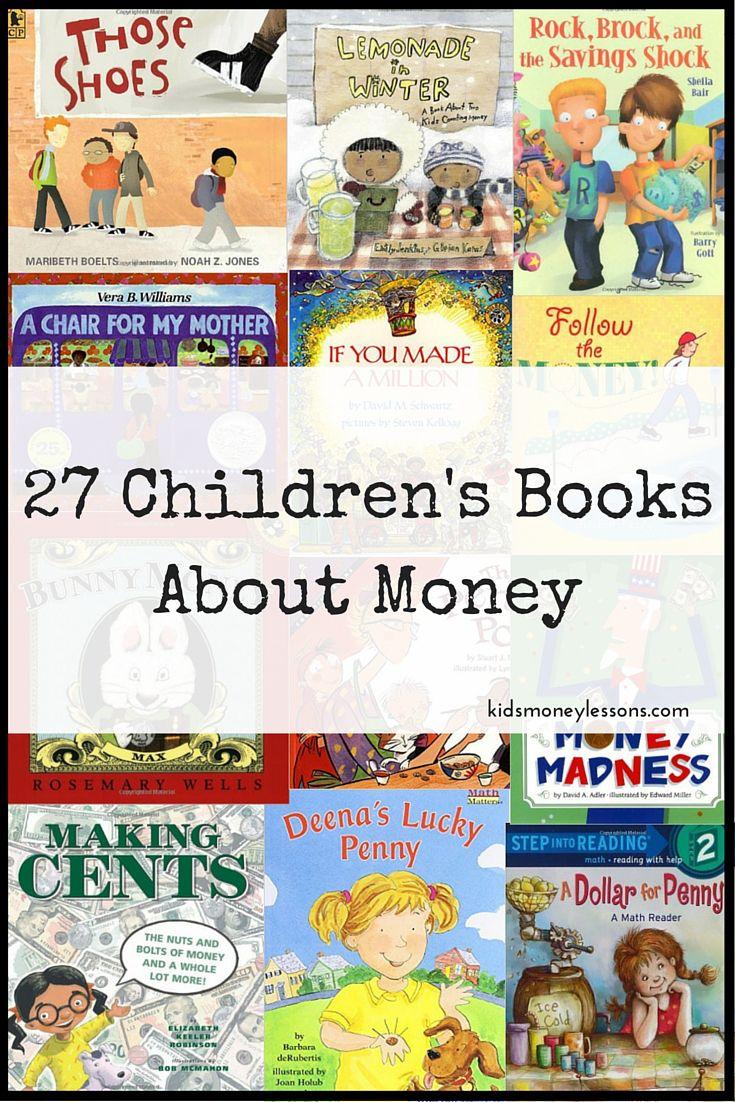 28 Children's Books About Money