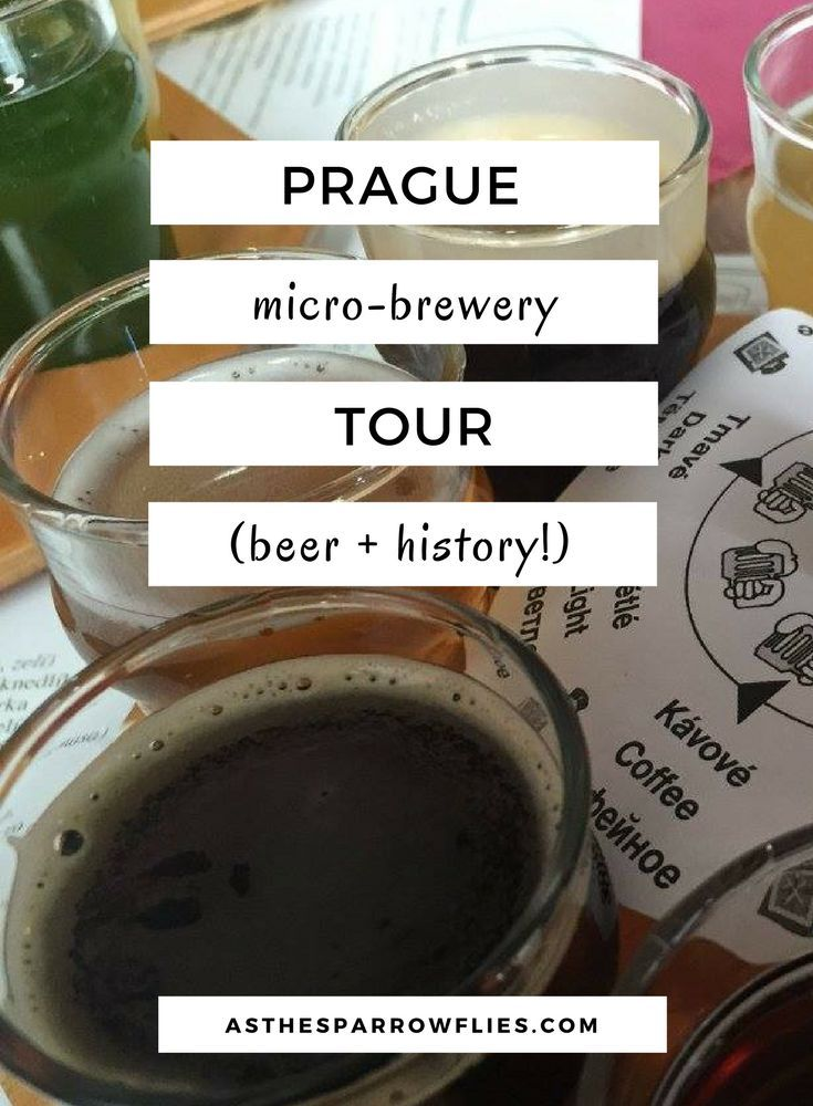 Prague | Czech Beer | Europe Travel | Micro-Brewery