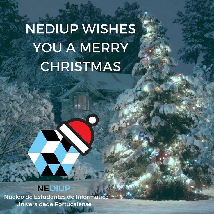 O NEDIUP deseja um Feliz Natal!  NEDIUP wishes you a Merry Christmas  #NEDIUPOFICIAL #nediuprocks #