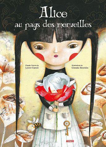 Descubre el universo de Lewis Carroll que @priscillaprotet recrea en este álbum ilustrado por Glenda Sburelin de Alicia: «Alice au pays des merveilles» https://www.veniracuento.com/content/alice-au-pays-des-merveilles-1
