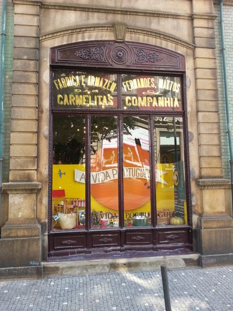 A Vida Portuguesa, la tienda más bonita de Oporto | Etxekodeco