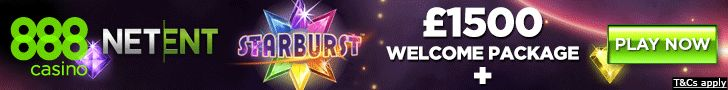 "Join 888 and get £1,500 Welcome Bonus + £30 extra free. Use promcode: starburst.  See  ""888 Casino"" at        www.Casino-Bingo-UK.co.uk          United Kingdom's premier listing of online bingo, casino, lottery, and scratch cards. All the favorites and hard to find.    #UK #UnitedKingdom #bingo #casino #lottery #poker #roulette #scratchcards #slots #gambling  #payout #chance #over18 #welcomepackage #welcomebonus #betting #luck #scratch #cards #scratchoffs #scratchgames"