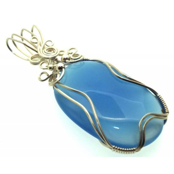 504 best Wire Wrapped Pendants images on Pinterest | Wire crafts ...