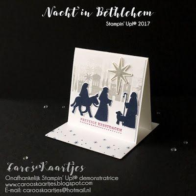 Caro's Kaartjes | Onafhankelijk Stampin' Up! demonstratrice | www.carooskaartjes.blogspot.nl | carooskaartjes@hotmail.nl |Stampin' Up! verkooppunt | Nacht in Bethlehem | Nederlandse Stampin' Up! stempels | Nederlandse stempelset | In the Spotlight | Sneak Peek weken | herfst/winter catalogus | Stampin' Up! | Sentimenten | kerstkaart | kerstkaarten | kerst | zelfgemaakt | creatief | zelf maken | stempelen | diy | Stampin' Up! stempels | Stampin' Up! stansen | Stampin' Up! bundle | Stampin'…
