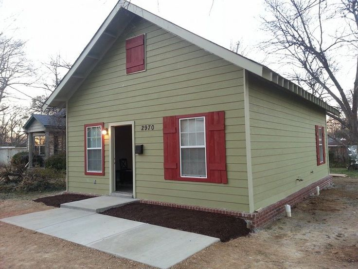 This is an 832 sq. ft. 2-bedroom, 1-bathroom cottage for sale in Memphis, Tennessee from one of our readers, Dwayne Jones who is a contractor and missionary. I have been following you site for a wh...