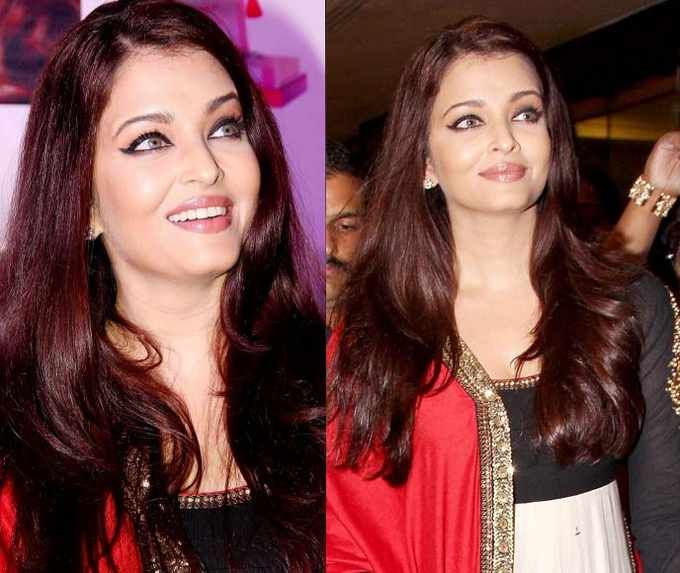 Perhaps, it's time for Aishwarya Rai Bachchan to look back and see the number of times she has flaunted cat eye makeup look for more news on latest bollywood movies,Bollywood News In English,Hollywood movies,Bollywood Masala In English,Bollywood Pictures,priyanka chopra,latest bollywood movies ,bollywood movies Review read more at :http://daily.bhaskar.com/fashion/1