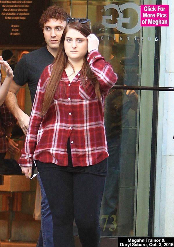 Meghan Trainor Dating 'Spy Kids' Star Daryl Sabara? See The Cute Pics