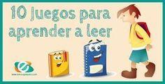 10 Actividades o juegos para aprender a leer. Con estas actividades de lectura podemos mediante el juego fomentar la capacidad de leer en los niños