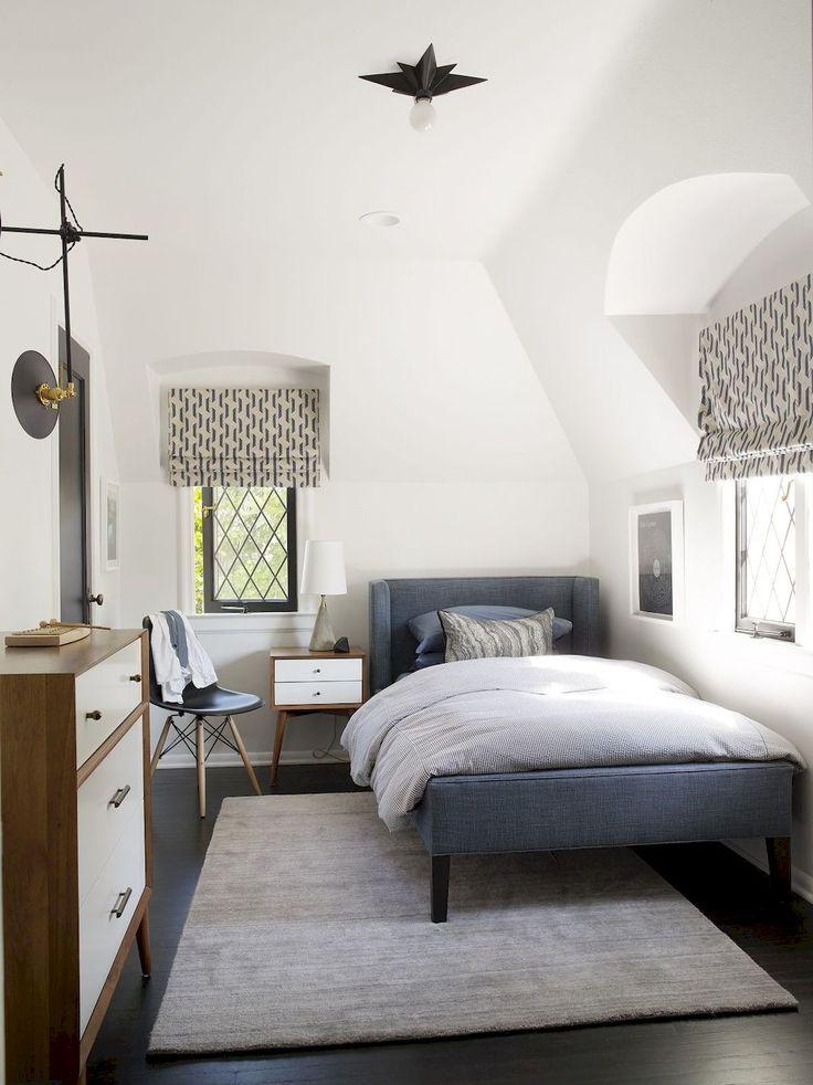 26 Amazing Mid Century Bedroom Design Ideas