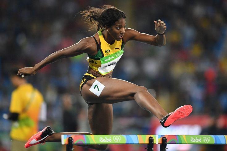 Leah Nugent (Jamaica) Rio 2016 Olympics