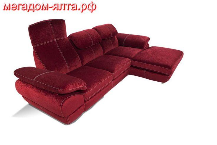 Ялтинский склад-магазин мебели»Мегадом» предлагает Вам уникальный, легкий и практичный мягкий диван»Спаро». Этот диван выделяет  уникальный дизайн, мягкие формы, трансформирующиеся спинки и практичный и легкий в эксплуатации механизм»Долпхин». Также он имеет очень вместительный короб для белья в шезлонге с газлифтами — это все восхитительный диван и уникальный диван»Спаро»