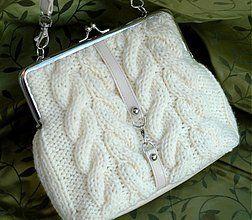 Kabelky - pletená - 2246830