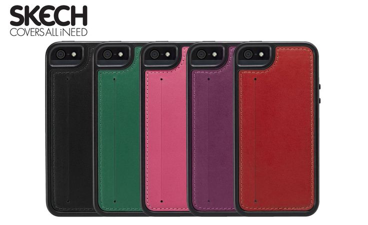 Skech Kameo Leather for iPhone 5
