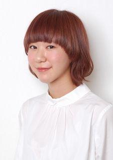 マッシュ×スモーキーピンク - style-mono.hair-大阪市中央区南船場の美容室